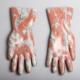 Rosa Brunner, Handschuhe, Marmor © VG Bild-Kunst, Bonn 2019 © Foto: Stefan Brunner