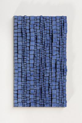 Hartmann Greb, Blaue Welle, 2016? Foto: Barbara Eismann