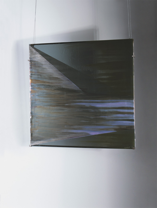 Palo Macho, Grey Spaces, 2007-2009, Foto: Jana Hojstričová